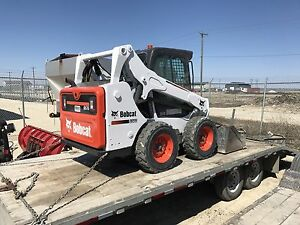 2014 Bobcat S570 Skid Steer Loader