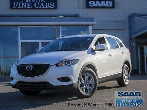 2014 Mazda CX-9 GS AWD Power Sunroof/One Owner/7 Passenger