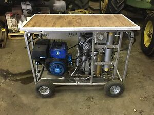Scuba/ paintball Compressor