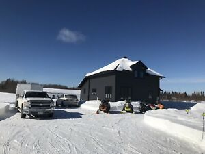 Northern Retreat for snowmobiling, hunting, vacationing!