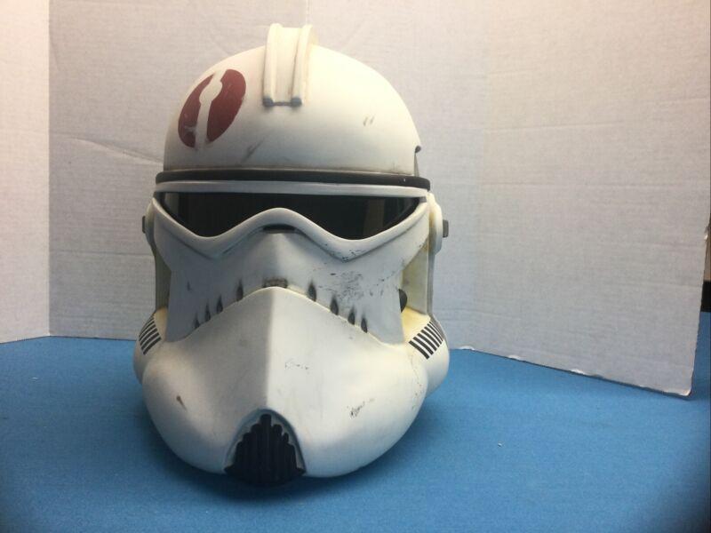 Star Wars Commander Neto  Clone Trooper Helmet Custom Handmade Life Size