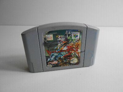 Dual Heroes für Nintendo 64 / N64