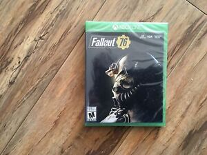 Fall out 76 Xbox one game