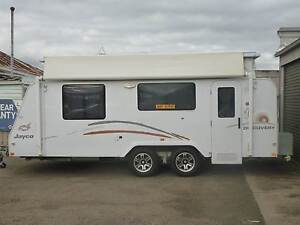 FROM $106 P/WEEK ON FINANCE* 12/2011 JAYCO DISCOVERY POP TOP Lake Wendouree Ballarat City Preview