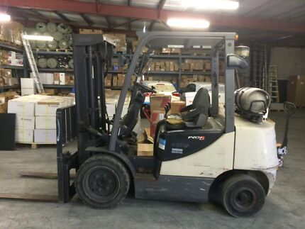 2011 Crown Forklift South Townsville Townsville City Preview