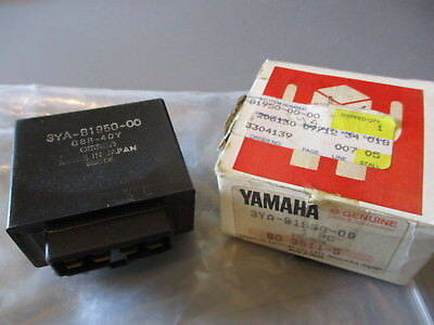 NOS <em>YAMAHA</em> OEM RELAY ASSEMBLY 1992 1993 FJ1200 1993 1994 GTS1000 3YA 8