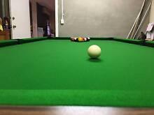**BARGAIN** Murrey Comet Professional 8' Slate Pool Table Kogarah Bay Kogarah Area Preview