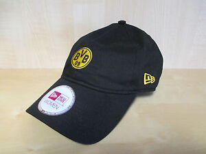 BVB 09 Cap Kappe Basecap Damen Women NEW ERA FITS Emblem Fan Artikel Stick WOW