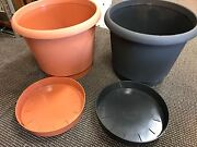 Patio Pot 28xx28x24cm Made in Australia Annerley Brisbane South West Preview