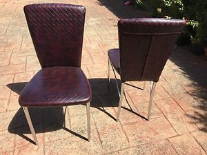 Dining/Restaurant chair Canberra City North Canberra Preview