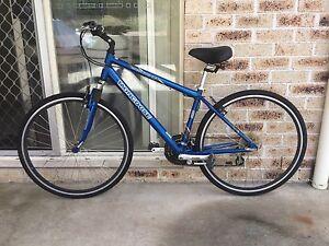 Mongoose Hybrid Bike Crossway Eight Mile Plains Brisbane South West Preview