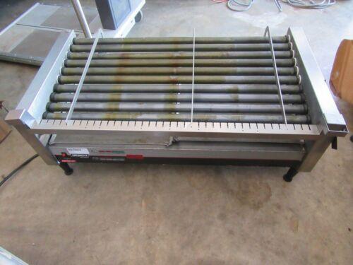 Nemco 8250 SX SLT-QT Hot Dog Roller Cooker Roll-A-Grill