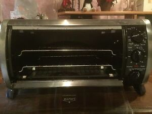 Rival convection oven