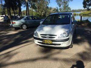 2007 HYUNDAI GETZ LOW KMS Lansvale Liverpool Area Preview