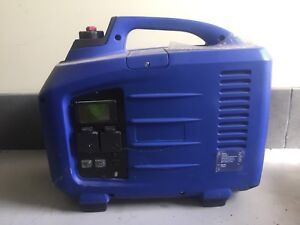 3KVA Inverter Generator Downer North Canberra Preview