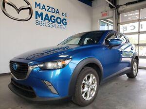 2016 Mazda CX-3 GS AWD Toit Ouvrant