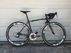 Cervelo R5 with Hed Wheels