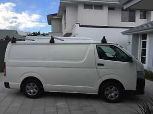 2011 Toyota Hiace Van/Minivan Wembley Downs Stirling Area Preview