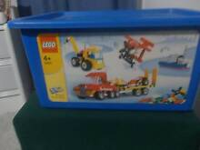 Box of Lego Camira Ipswich City Preview