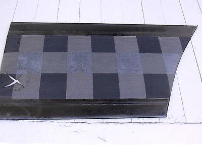 AMC RAMBLER CLASSIC REBEL DPL INTERIOR REAR DOOR PANEL 2 DOOR