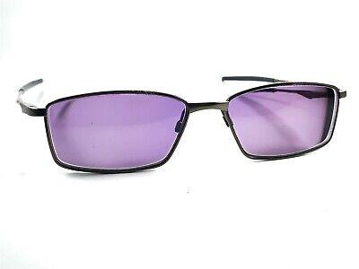 Authentic Oakley Limit Switch OX5121-0255 Satin Pewter Rx Eyeglass Frames 55/16