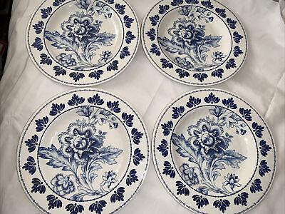 Set of 4 Williams Sonoma Aerin Salad Plates 9