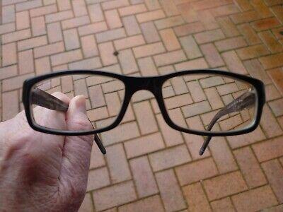 BURBERRY  Brillengestell  schwarz