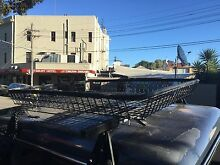 Car luggage roof rack basket Petersham Marrickville Area Preview