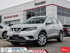 2015 Nissan Rogue S only 39534 kms!!