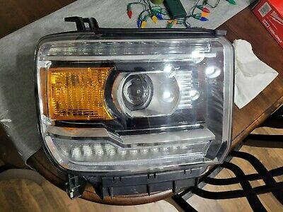 2014-2019 GMC Sierra 1500 2500 3500 Denali Left Driver Xenon HID Headlight OEM