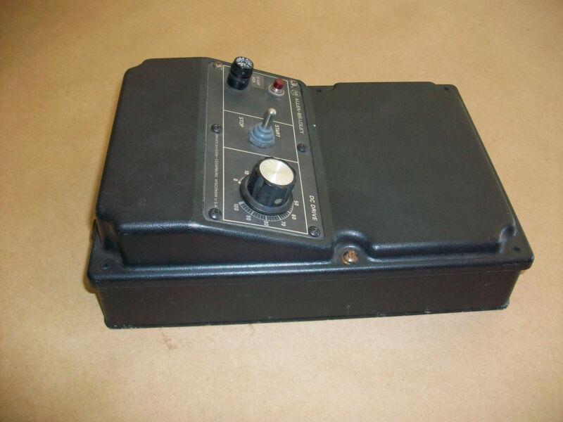 Allen Bradley DC Drive 1362-NCF  3/4hp 90vdc