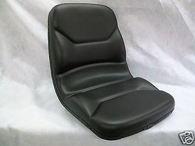 Case Backhoe Loader 580c580d580e580l580m Black Seat Skid Steer Loaders Db