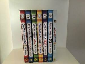 Diary of a Wimpy Kid Books 1-6   Movie Book