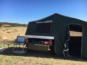 Off road camper trailer Port Macdonnell Grant Area Preview