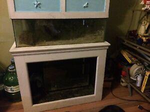 40 gallon aquarium and 20 gallon sump
