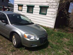 2005 Chrysler Sebring  $1800 orbo