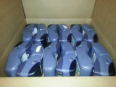 Lot Of 12 - Omni 3740 Verifone Terminals - Complete Sets W Warranty - 3750 3730