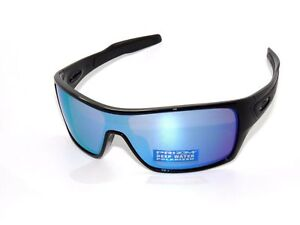 eede24f47fa Oakley Men Turbine Rotor Prizm Deep H2o Polarized Sunglasses Oo9307 ...