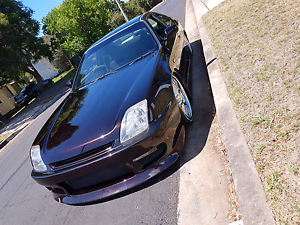 Bagged honda prelude Campbelltown Campbelltown Area Preview