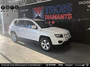 2015 Jeep Compass NORTH-4X4-CLIMATISATION-ROUES 17PO
