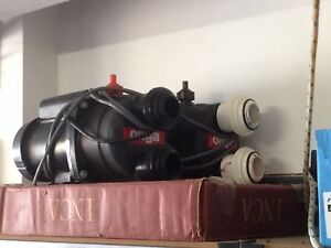IMMACULATE ONGA SPA BLOWER PUMPS Balgowlah Manly Area Preview