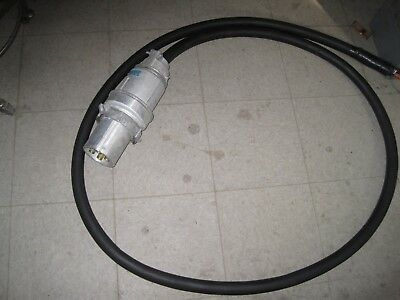 Crouse Hinds Ap204612 Pin Sleeve Plug 200a 3w4p Arktite W 13 Cable