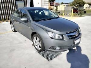 2009 Holden Cruze Cdx 5 Sp Manual 4d Sedan