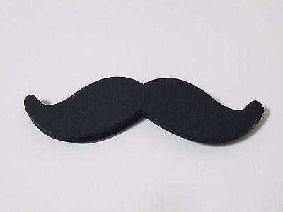 Scrap Booking Mustache Die Cut Outs ( Embellishments, Photo Props, Party Decor) ](Mustache Cut Outs)