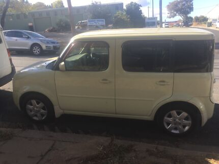 NISSAN CUBE NEW LOW KLM Engine AN GEARBOX  Queanbeyan Queanbeyan Area Preview