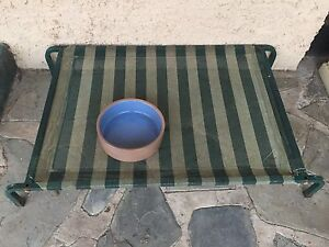 Dog Day Bed & Water Bowl (pottery) Prospect Prospect Area Preview