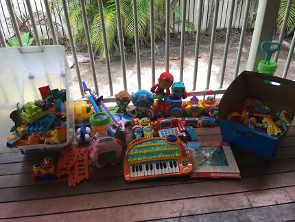 Toys for toddler!