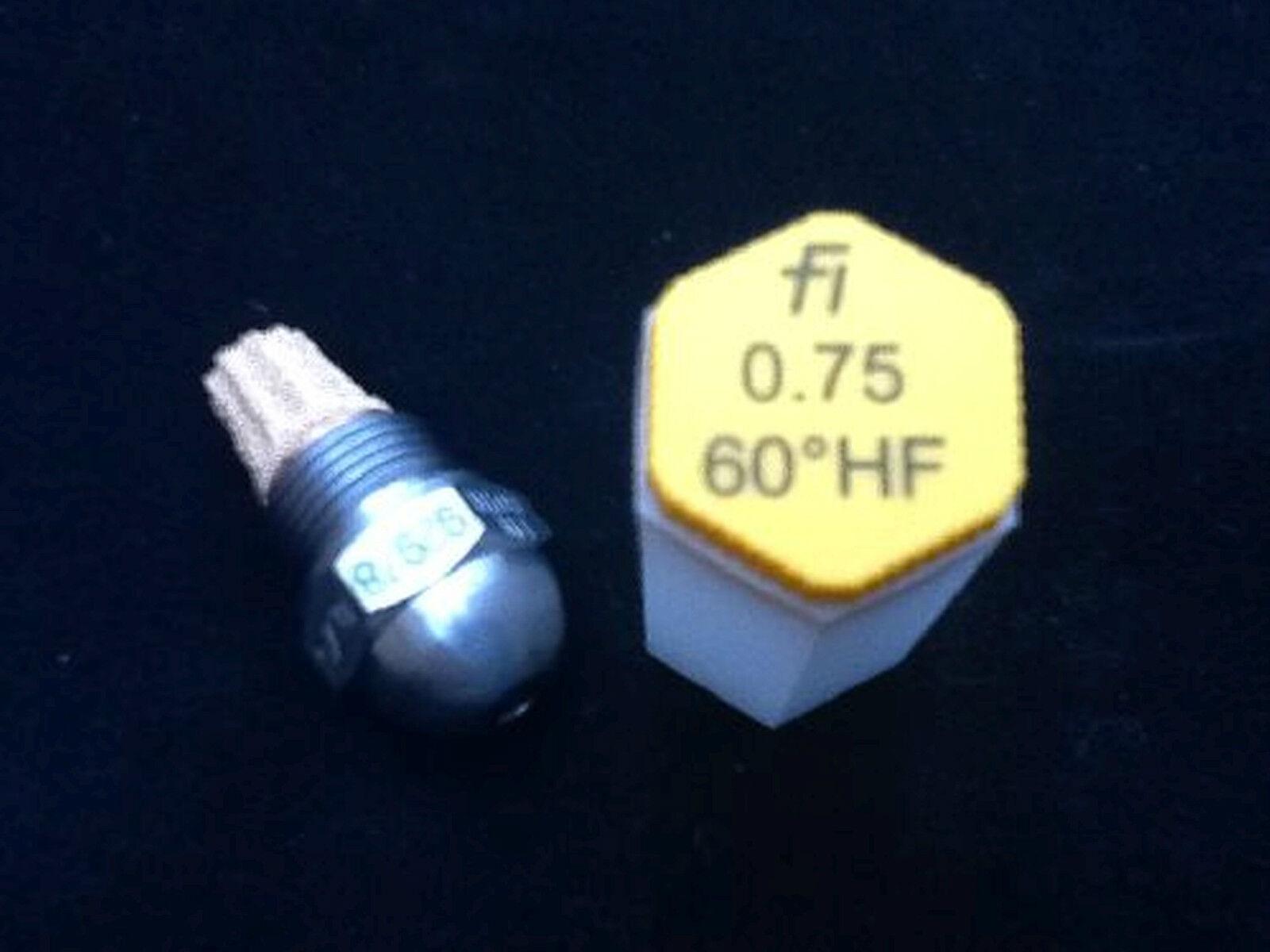 Fluidics Öldüse 0,55//45° SF Vollkegel die Düse mit sternförmigem Primärfilter
