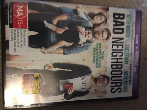 Bad Neighbours DVD Valley Heights Blue Mountains Preview