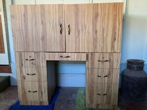 Custom Made Solid Office Computer Desk 👍